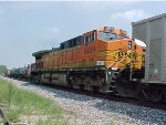 BNSF 5639 - DPU